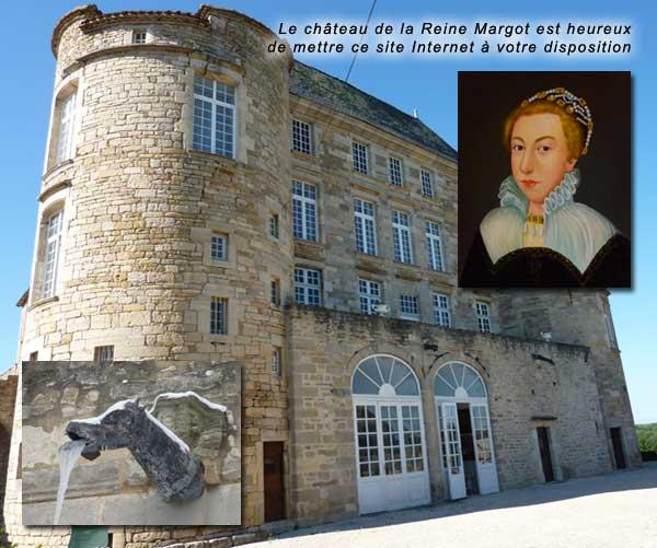 Château de la Reine Margot